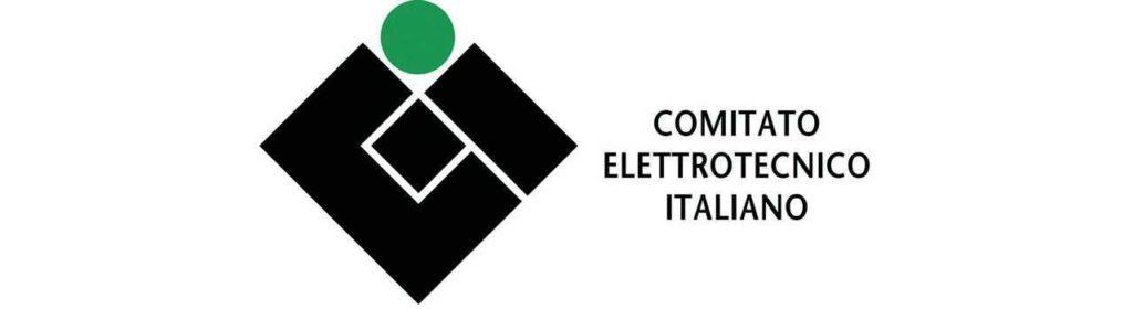 logo Comitato Elettrotecnico Italiano